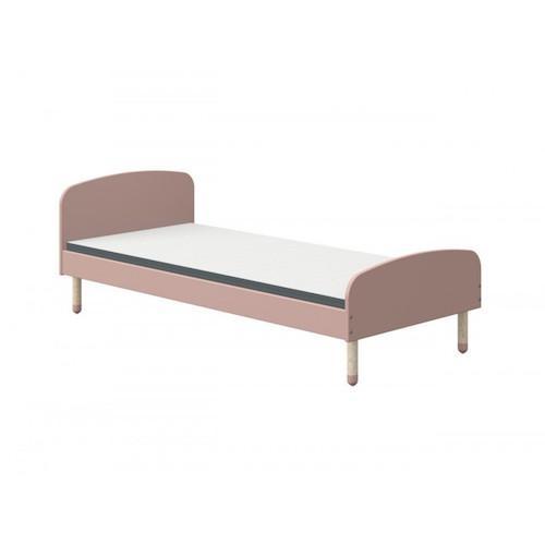 Eenpersoonsbed roze - Flexa Play