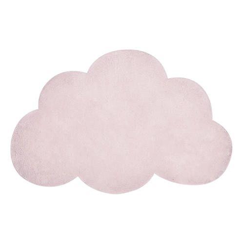 Tapijt wolkje roze - Lilipinso