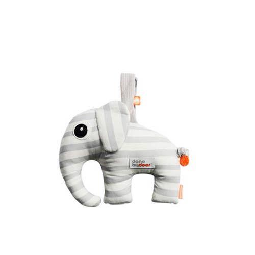muziek-speeltje-olifant-grijs