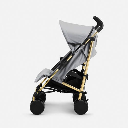 Plooibuggy Golden grey – Elodie details