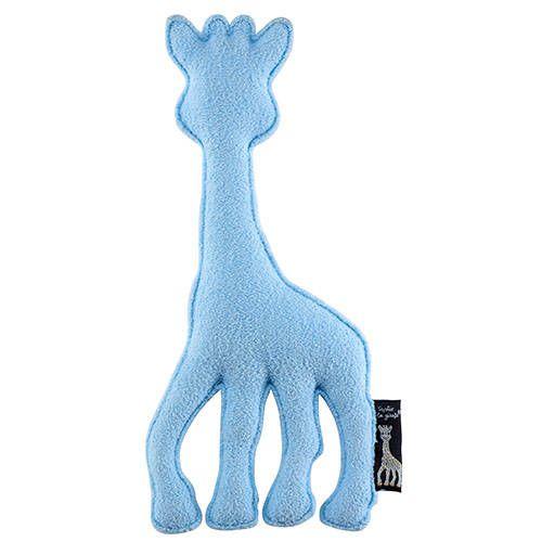 Knuffel blauw – Sophie la girafe