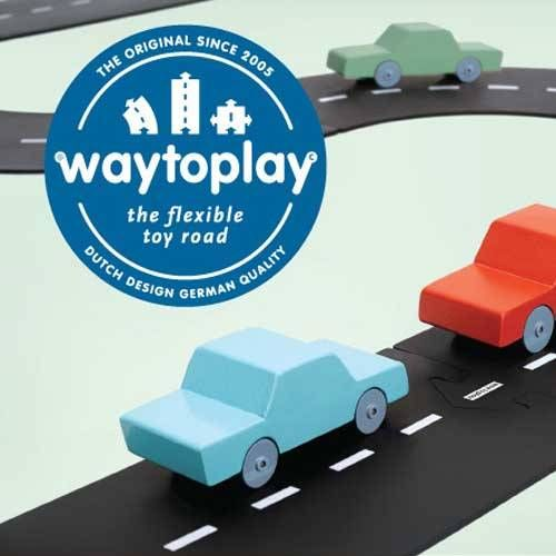 Autobaan (autoweg 16-delig) – Waytoplay