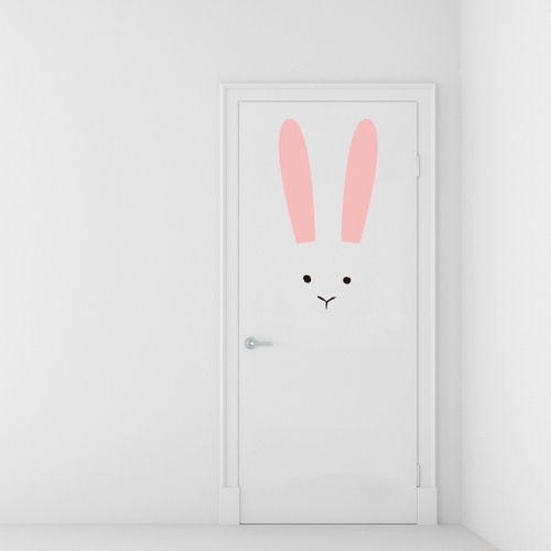 Muursticker Rabbit – Chispum
