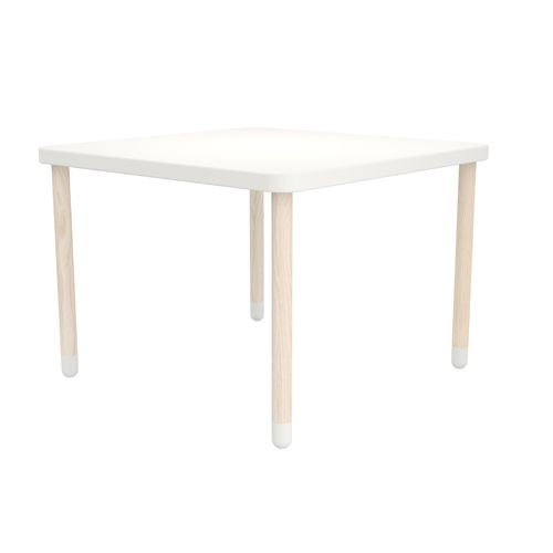 Kindertafel vierkant wit – Flexa Play