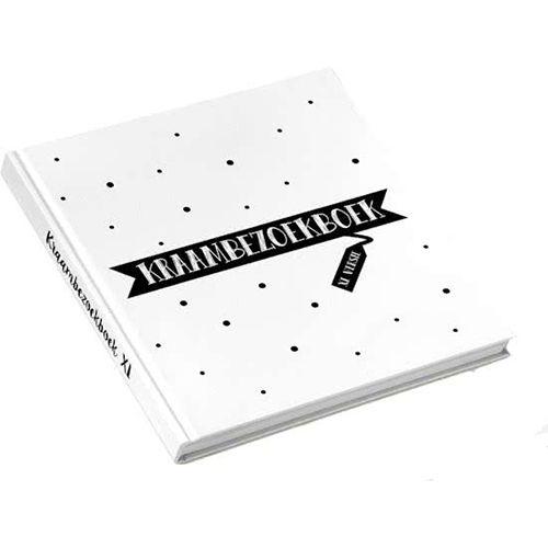 kraambezoekboek xl - kidooz