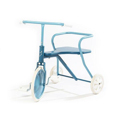 Driewieler blauw 2 - Foxrider