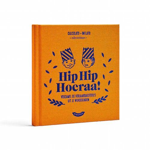 Hip Hip Hoeraa! boek - Stratier