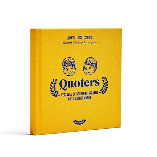 Quoters boek - Stratier