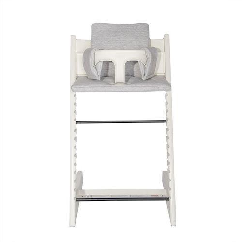 Hoes stoelverkleiner TrippTrapp Granite grey Trixie baby