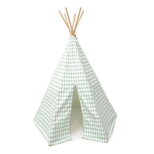 Tipi Arizona Diamonds groen - nobodinoz
