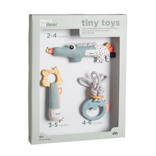 Tiny toys set b - Done by deer