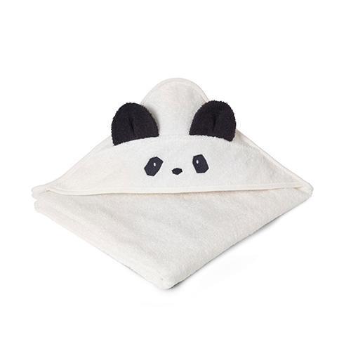 Badcape Augusta Panda creme de la creme - Liewood