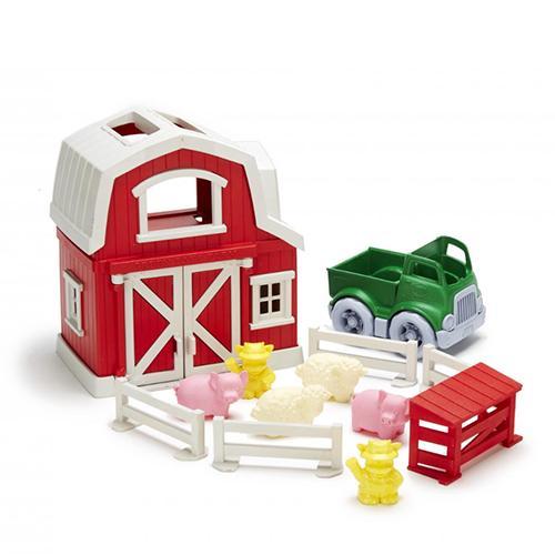 Boerderij - Green toys