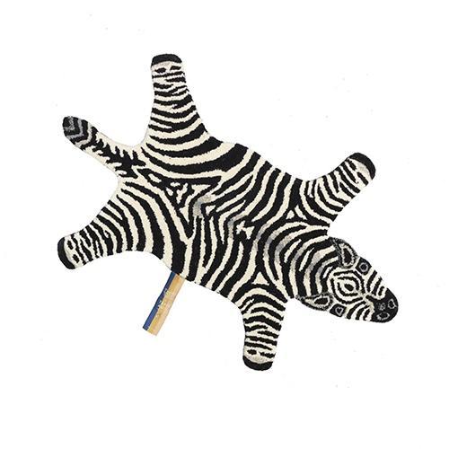 Tapijt Chubby Zebra S - Doing Goods