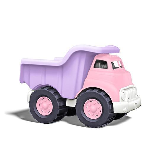 Kiepwagen roze- Green toys