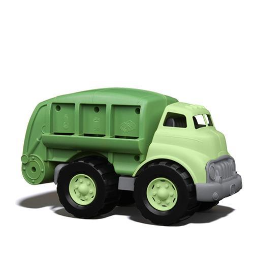 Vuilniswagen - Green toys