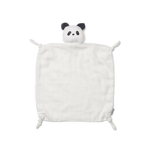 Knuffeldoekje Agnete panda Creme de la creme - Liewood