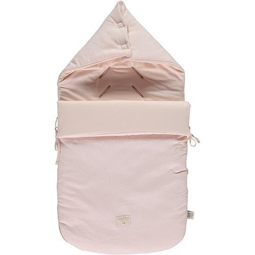 Voetenzak Passegiata Dream Pink - Nobodinoz