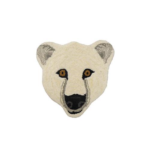 Tapijt Kasbah polar bear kop - Doing Goods