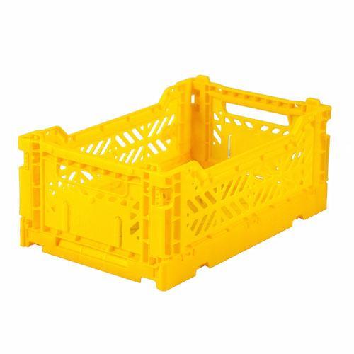Plooibox mini yellow - Ay-kasa
