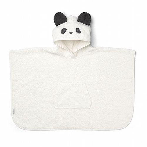 Poncho Orla Panda 2-4 jaar - Liewood