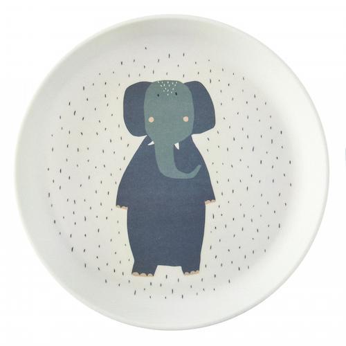 Bord Mrs. Elephant - Trixie baby