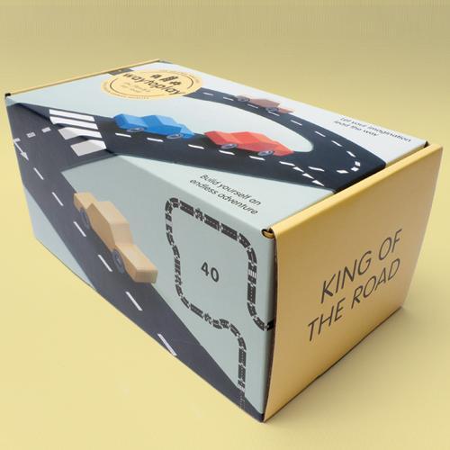 King of the road (snelweg 40-delig) - Waytoplay