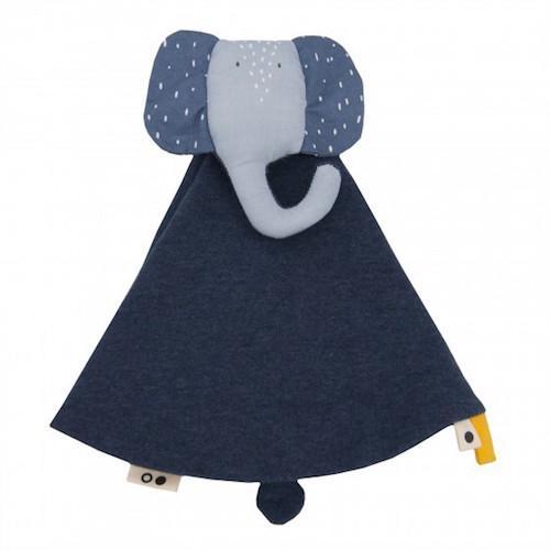Knuffeldoekje Mrs. elephant - Trixie baby