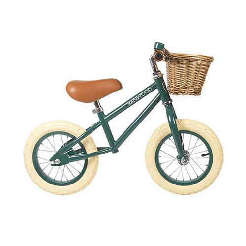 Loopfiets First Go Green - Banwood