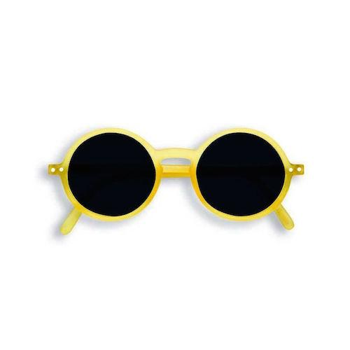 Zonnebril Sun Junior Yellow Chrome - Izipizi