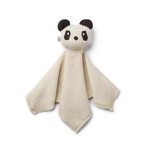 Knuffeldoekje Milo Panda - Liewood
