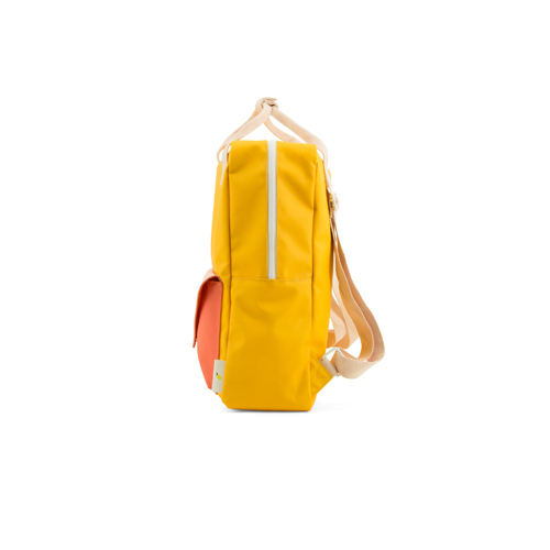 Rugzak Envelop Large Warm Yellow - Sticky Lemon