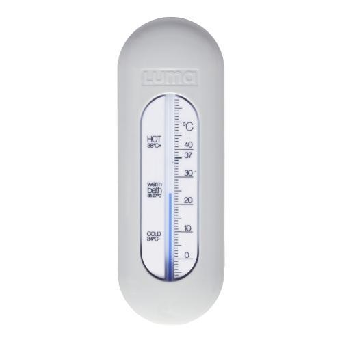 Badthermometer lichtgrijs - Luma baby