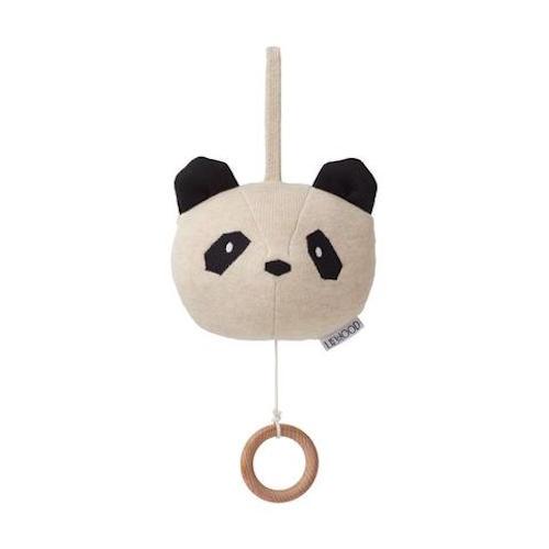 Muziek mobiel Angela panda - Liewood