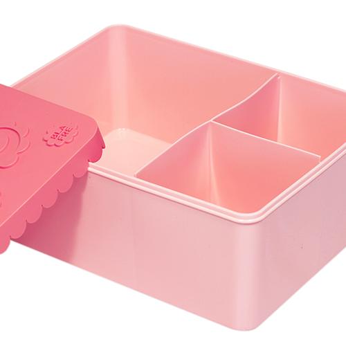 Lunchbox bloemetjes pink - Blafre