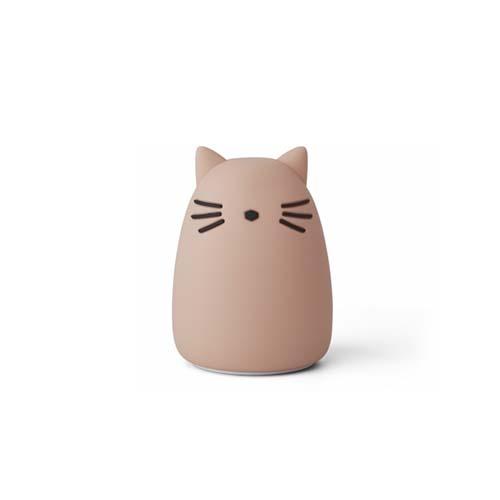 Nachtlampje Winston cat rose - Liewood