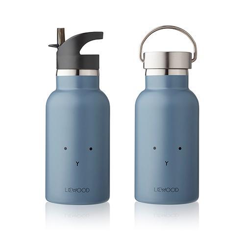 Drinkfles Anker Konijn blue wave - Liewood