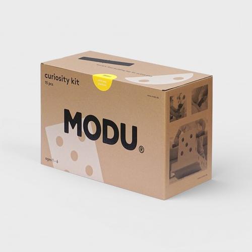 Curiosity kit geel - MODU