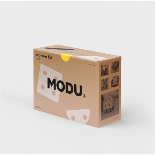 Explorer kit geel - MODU