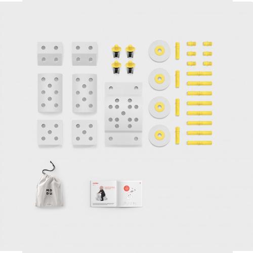 Dreamer kit geel - MODU