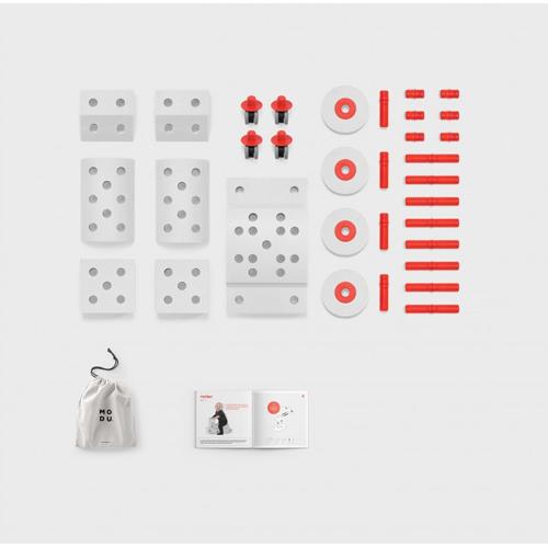 Dreamer kit rood - MODU