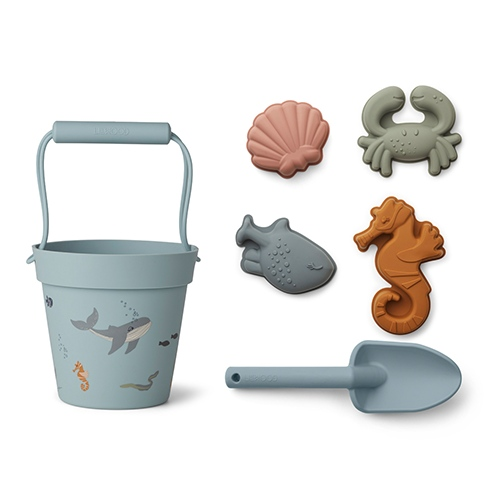 Dante Beach Set - zeedieren - Liewood