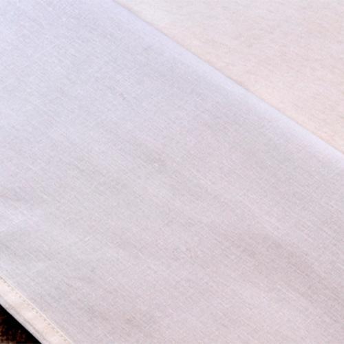 Lakentje Wit 120x150cm - Jollein