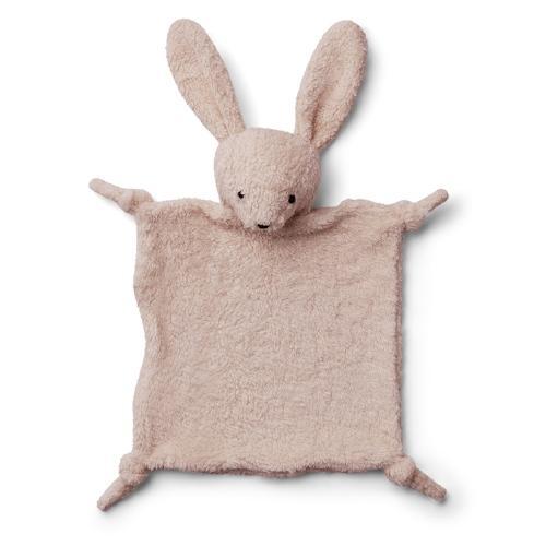 Knuffeldoekje Lotte Konijn roze - Liewood