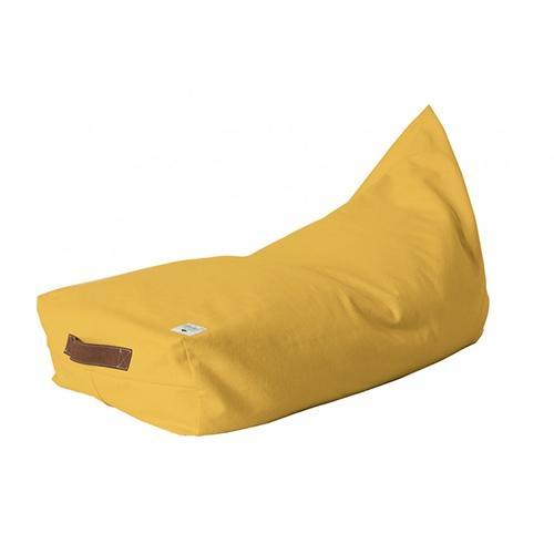 Zitzak Oasis Farniente yellow - Nobodinoz