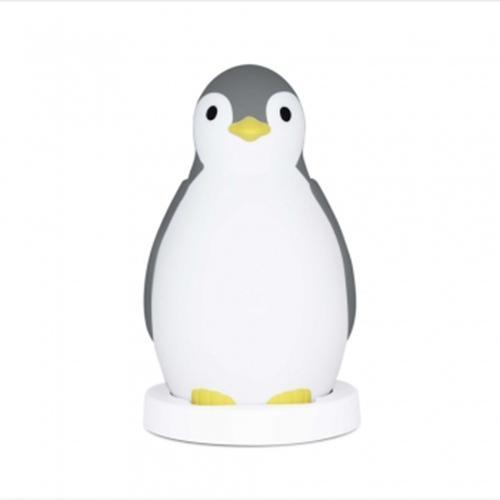 Slaaptrainer Pam de Pinguïn grijs - Zazu
