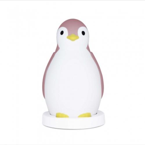 Slaaptrainer Pam de Pinguïn roze - Zazu