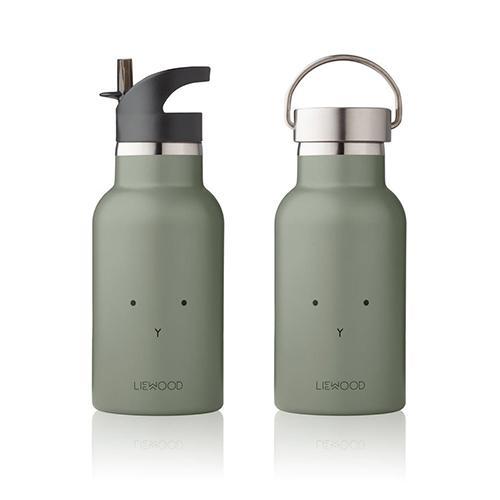 Drinkfles Anker Konijn faune green - Liewood