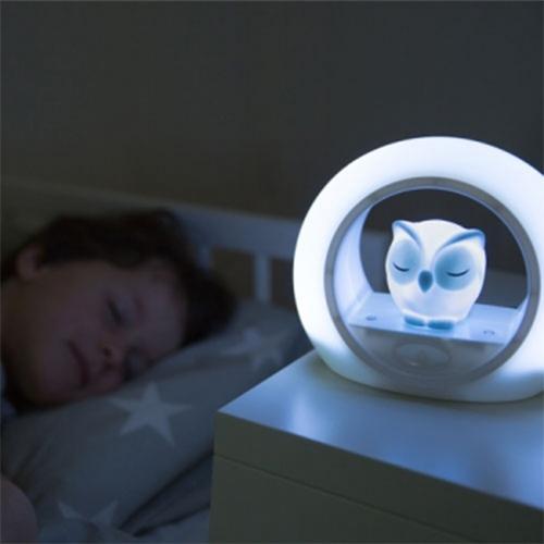 Nachtlampje Lou grijs - Zazu