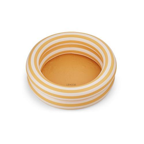 Zwembad Leonore - Stripe Yellow mellow/creme de la creme